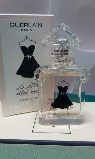 嬌蘭Guerlain小黑裙淡香水 La Petite Robe Noire 30ml