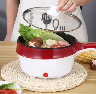 FREE POSTAGE multicooker 1L for cook rice, fry egg, chicken, soup, meat, vegetables etc
