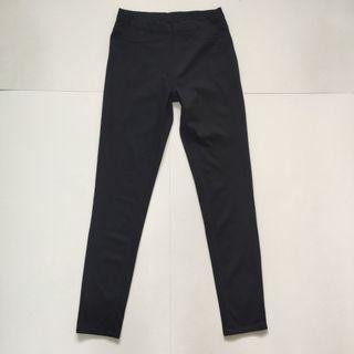 Uniqlo Skinny fit legging jeans 2 black