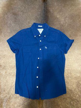 A&F 短袖襯衫
