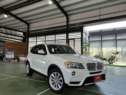 2014 BMW X3 xDrive28i 本月優惠 過底就賣 實車實價 可全額貸款 詳情請電洽