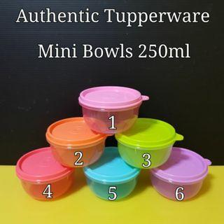 Tupperware Mini Bowl
