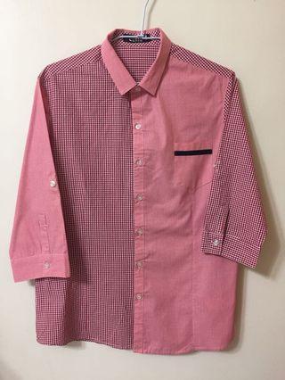 CLAID 休閒襯衫 L size