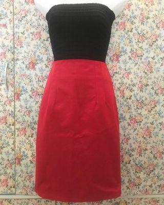 BAN Red Skirt