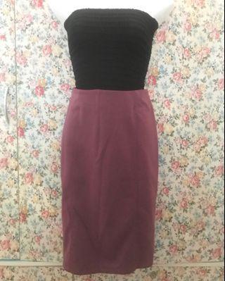 MOBORO Light Purple Skirt
