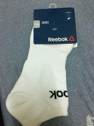 Reebok襪子(白色