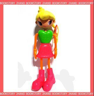 現貨 2002年 麥當勞 玩具 玩偶 收藏 模型 公仔