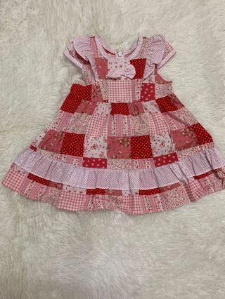 Fiffy dress 6-9mths