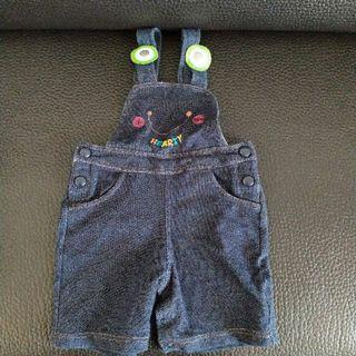 幼兒吊帶褲