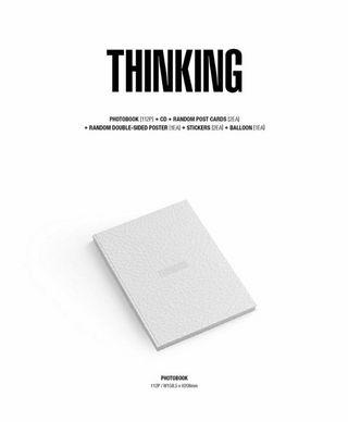 Zico 1st Album: Thinking