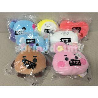 [ READY STOCK ] BT21 Baby Cushion