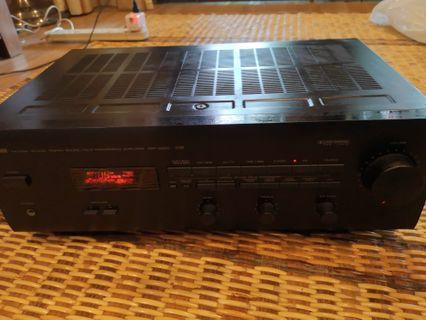 Yamaha home theatre audio amplifier DSP-A500 Preloved