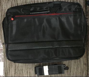 (New) Dicota Lenovo Carrying Laptop Bag
