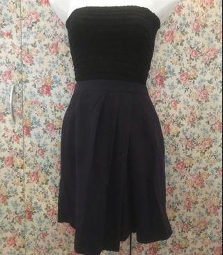 G2000 WOMEN Dark Blue Skirt