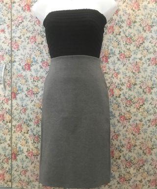 MOBORO Grey Skirt