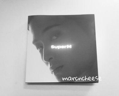 wts mark superm album
