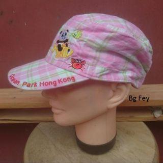 Topi Anak dari Ocean Park Hongkong