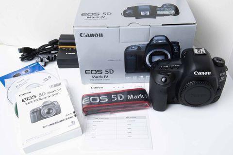 Canon/佳能 5D Mark IV