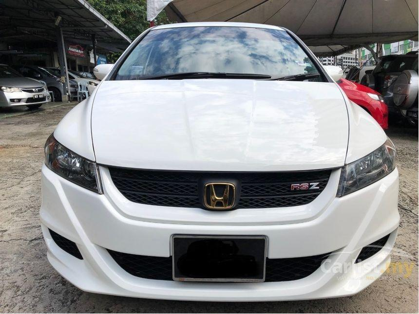 2012 Honda Stream 1.8 (A) RSZ Leather Seat One Owner DVD Player Reverse Camera          http://wasap.my/601110315793/Stream2012