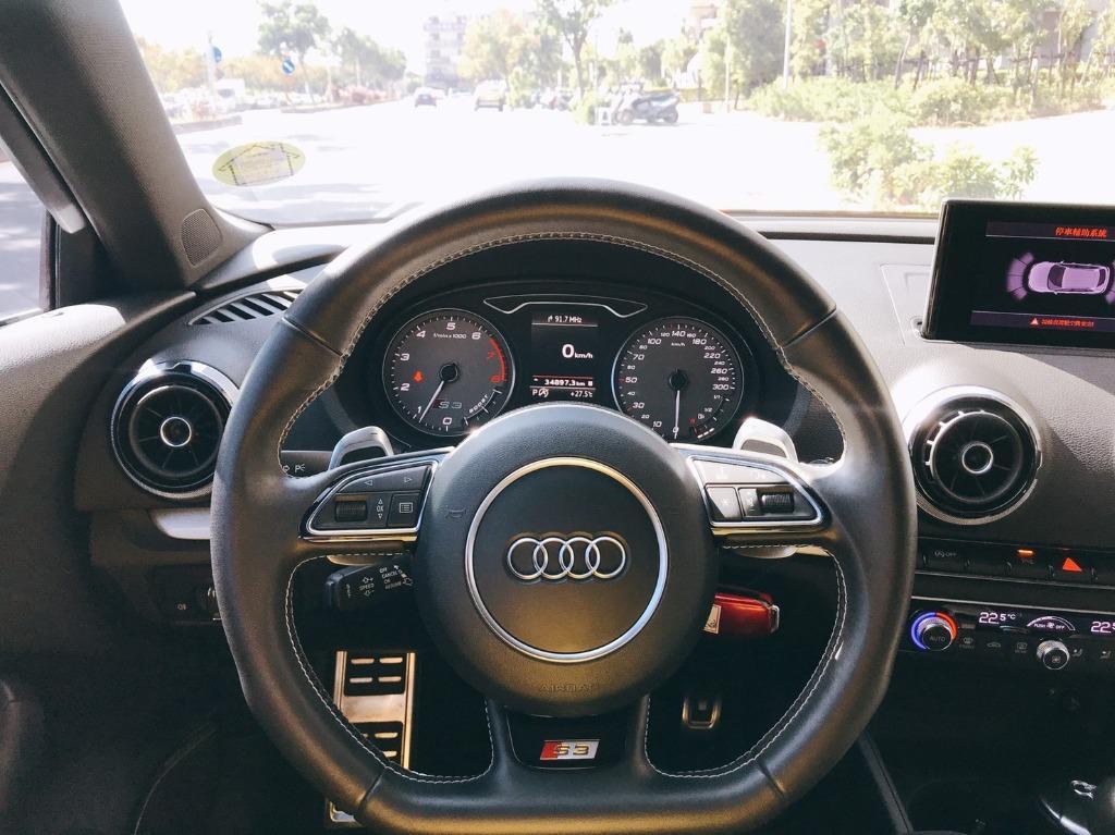 2013年 奧迪  Audi A3 Sportback S3