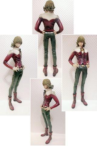 公仔 虎與兔 TIGER & BUNNY  巴納比布魯克斯 人形模型 人形公仔 巴納比布魯克 模型