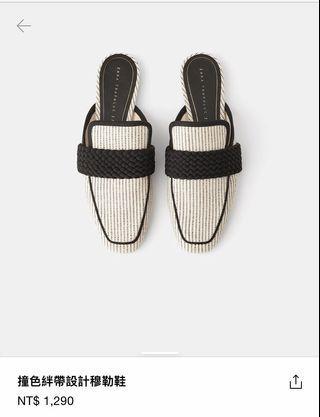 穆勒鞋 zara