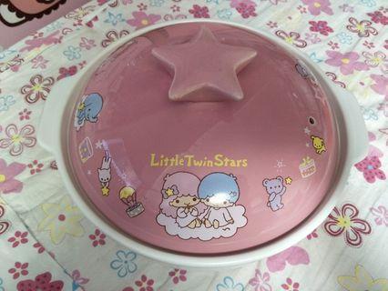 三麗鷗 雙子星砂鍋