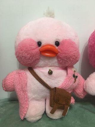 玻尿酸鴨:毛衣包包