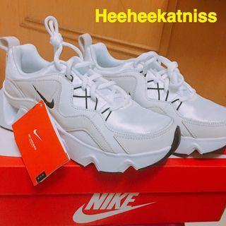 🔸24現貨🔸Nike wmns Ryz365 白色24 孫芸芸 韓國代購 日本代購 ryz 365 鋸齒增高球鞋