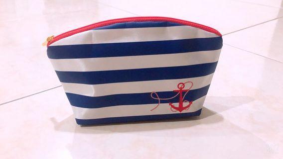 海軍風化妝包
