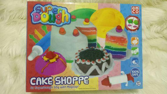 New EMCO Cake Shoppe Super Dough
