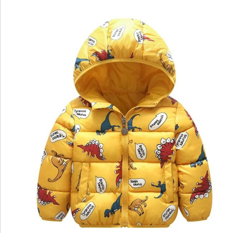 3-5T winter boy coat