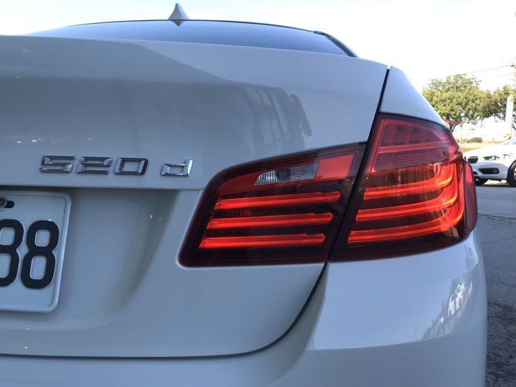 #520D BMW 2016-7年