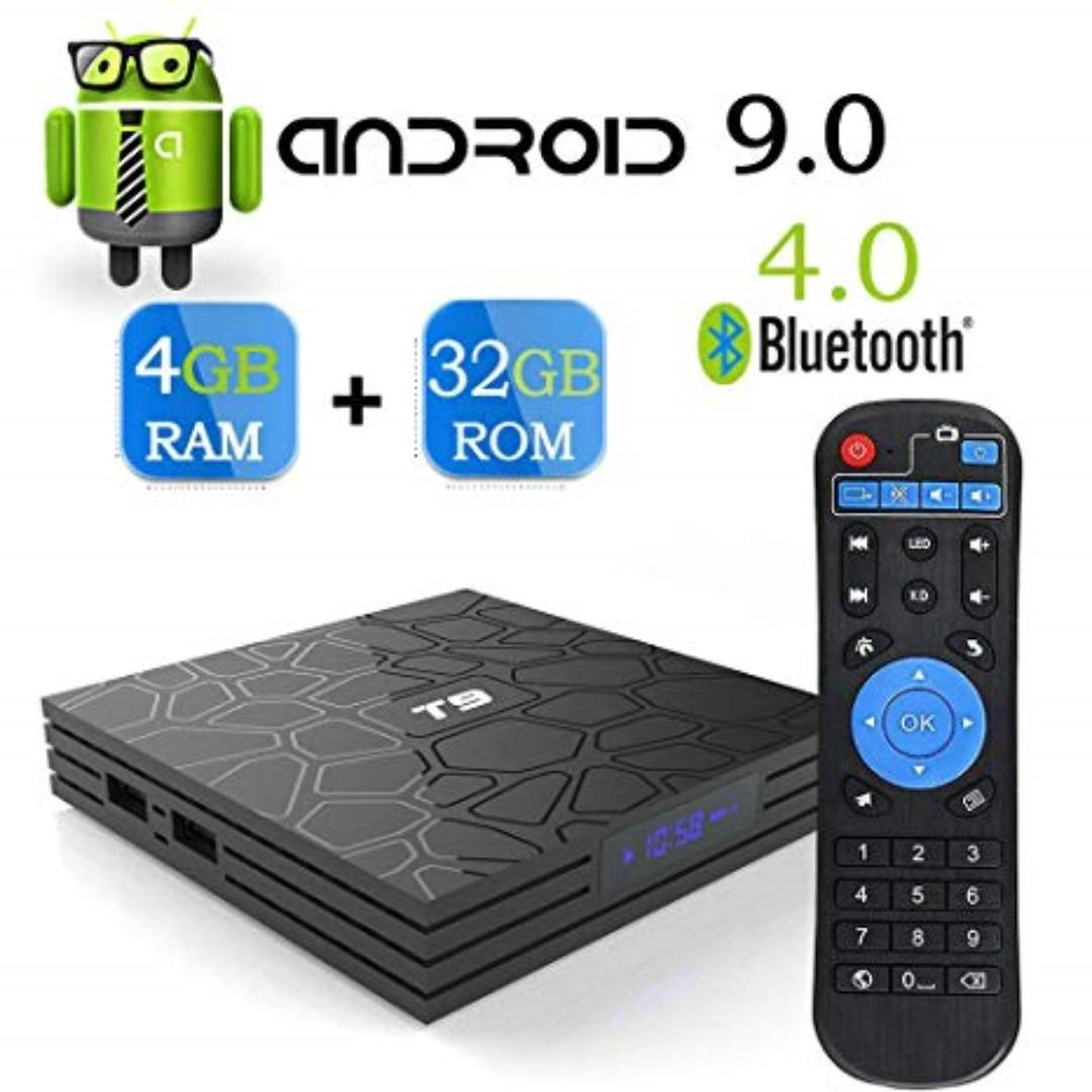 9999 boxes sold by me! Android Tv Box, T9 android 9 with 4GB ram/32GB rom loaded with apps, android tv box latest, android tv box 4k, android tv box 4k 4gb, android tv box x96, android tv box channel