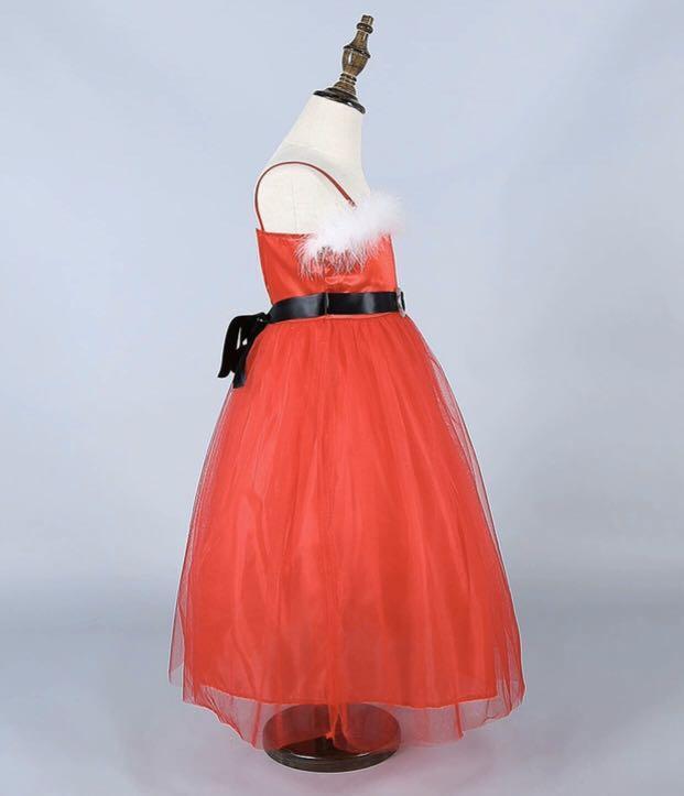 女童公主裙華麗聖誕🎄連衣裙
