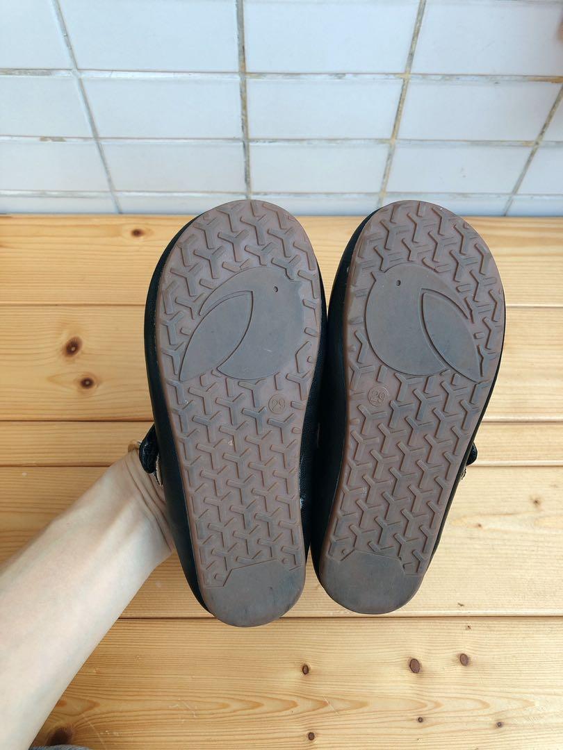 超舒適軟底 女童公主鞋 娃娃鞋17cm
