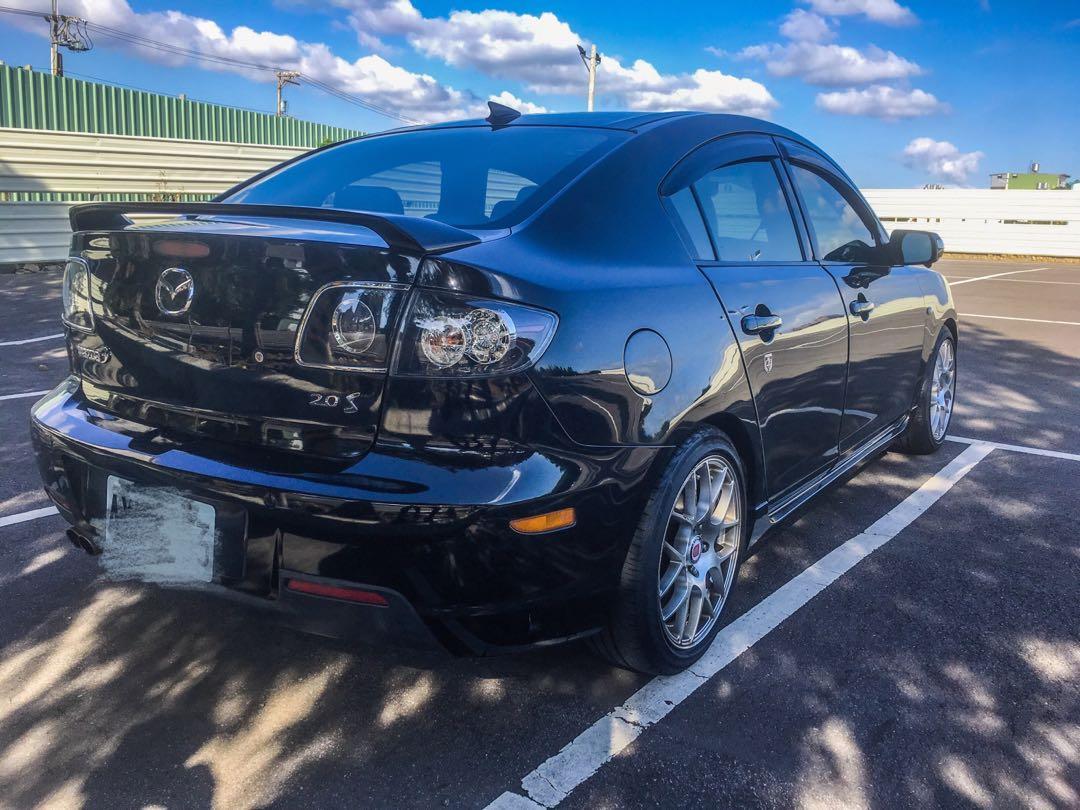 少年家座駕 Mazda3 外觀升級