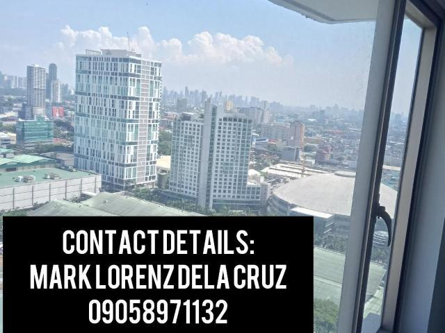 Affordable condominium in cubao - manhattan garden city 2 bedroom 5% d
