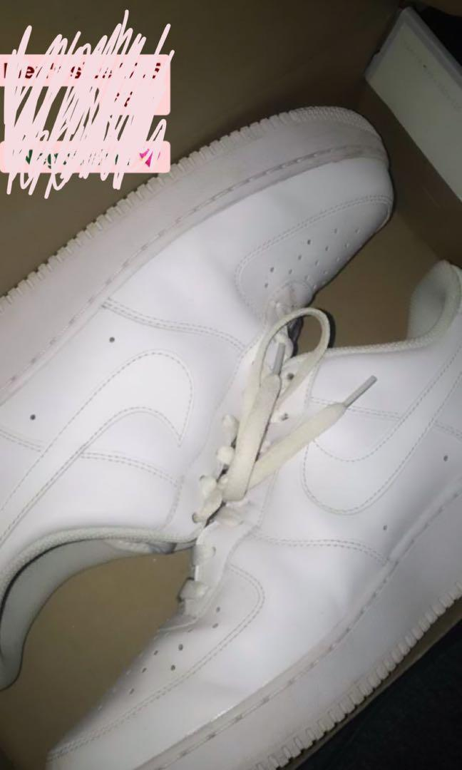 AIR FORCE 1'S - NEED GONE ASAP ❤️