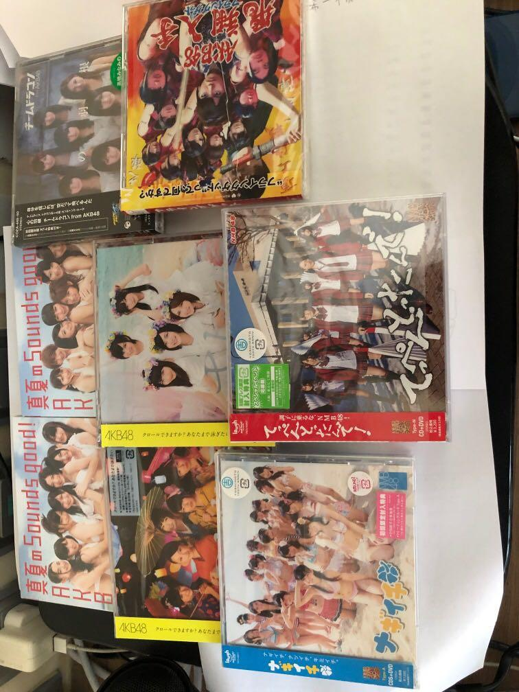 AKB48,NMB48 CD, Album