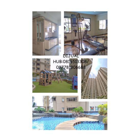 Apartment dijual | Apartment Marina Mediterania Ancol