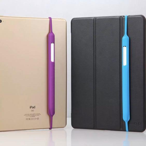 Apple pen sleeve Blue