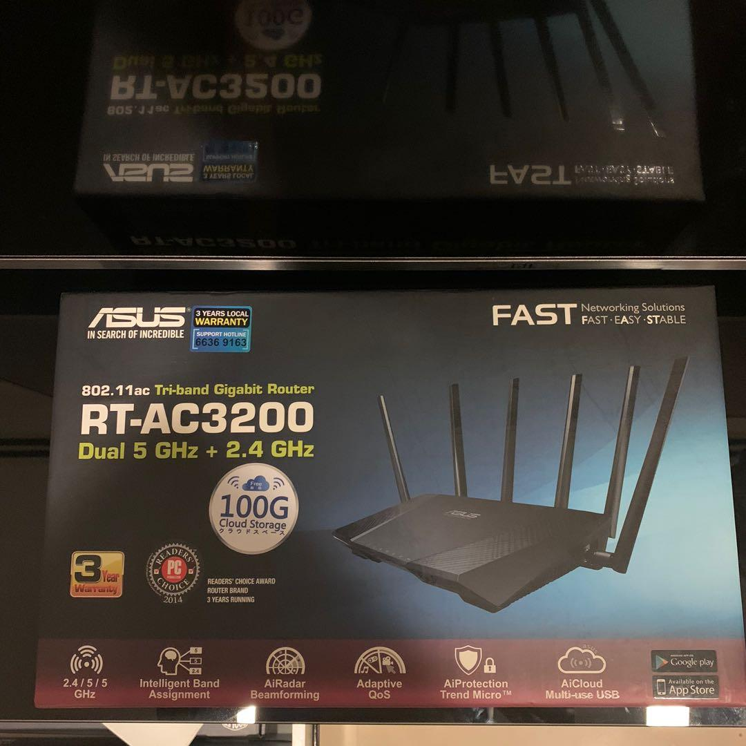 Asus Router RT-AC3200