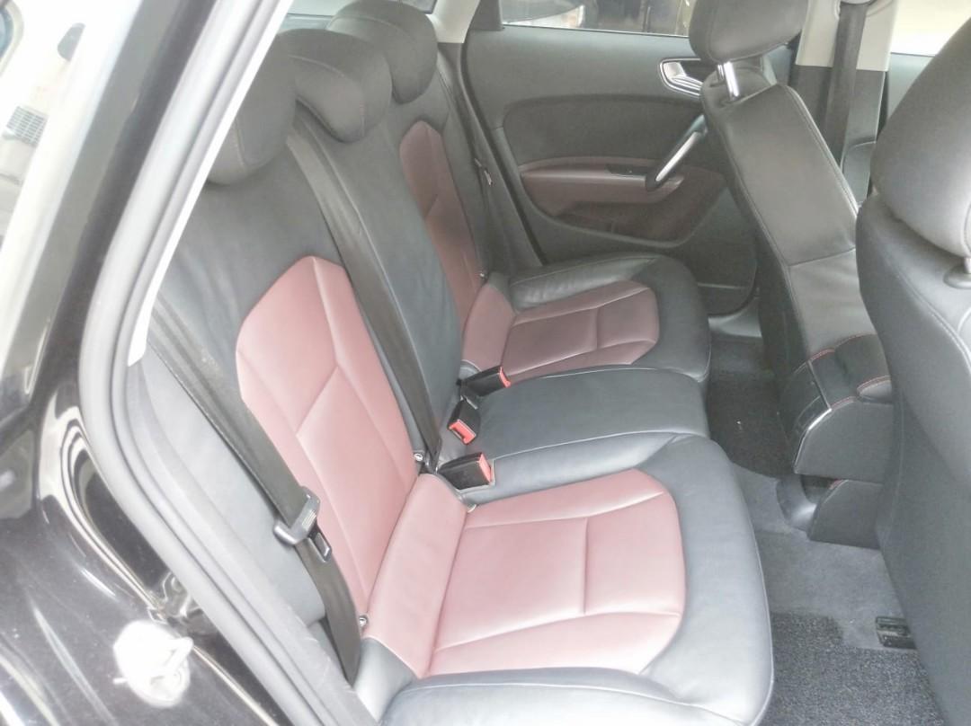 Audi A1 Sportback 1.4 TFSI S tronic 5-Dr (A)