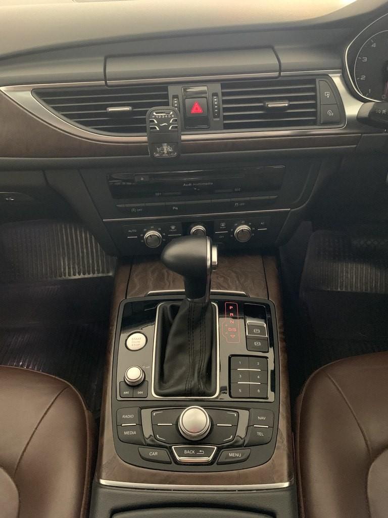 Audi A6 Sedan 2.0 TFSI mu (A)
