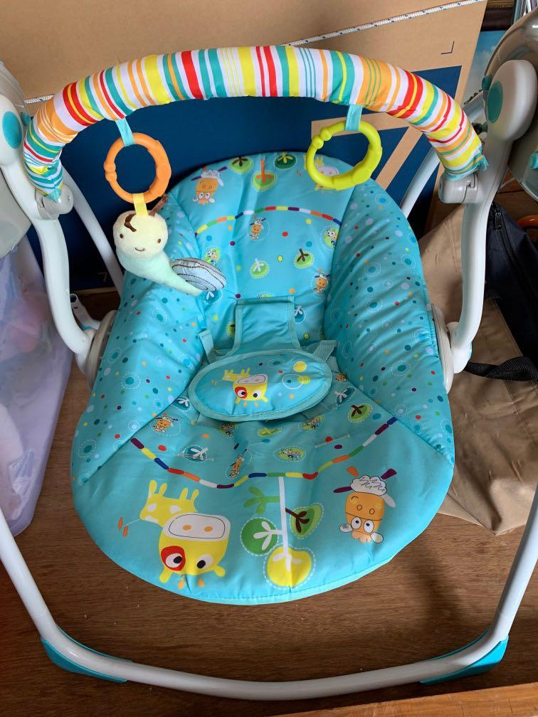 Baby Swing comfort & deluxe collection