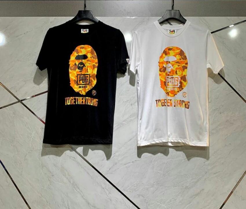Bape PUBG Tshirt
