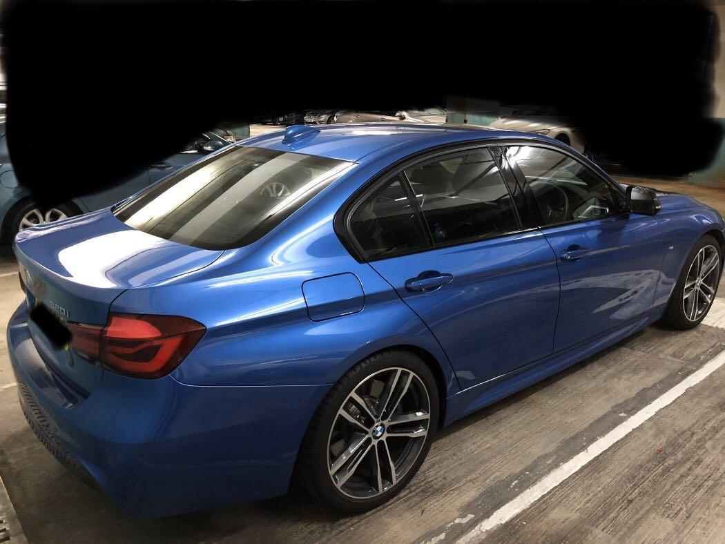 BMW 320IA Saloon M Sport Shadow (F30) 2018