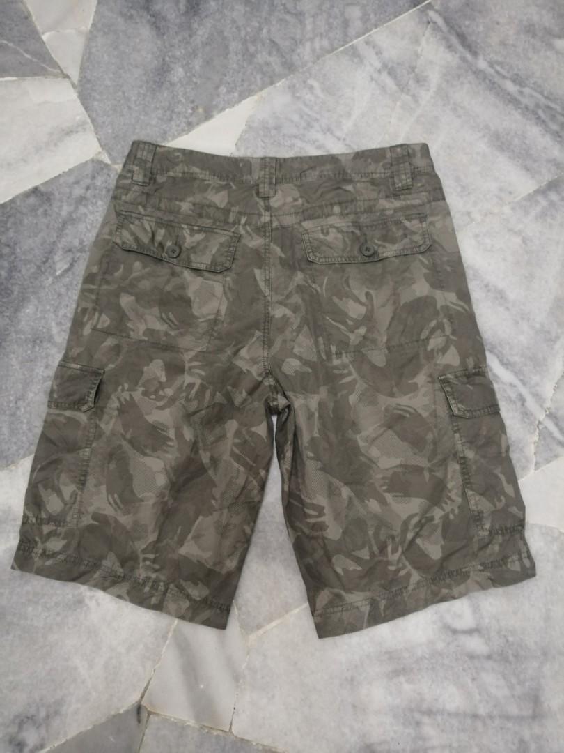 Bossini camo Short Pants