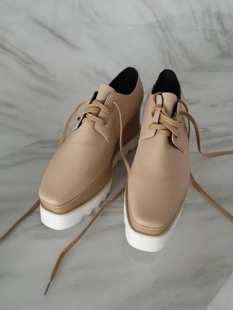 Stella McCartney Elyse Shoes in Nude